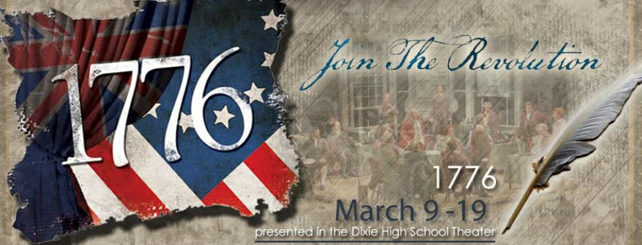 1776 - Performed at Dixie High School