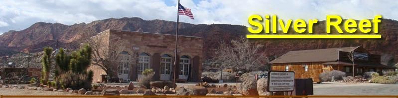 Silver Reef Wells Fargo Office & Museum