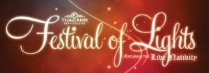 Tuacahn Festival of Lights, near St. George, UT