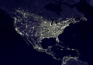 Cedar Breaks, America in Lights
