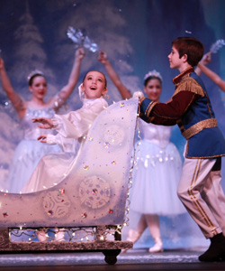 Nutcracker performed by St. George Ballet this Dec 12-14, 2013