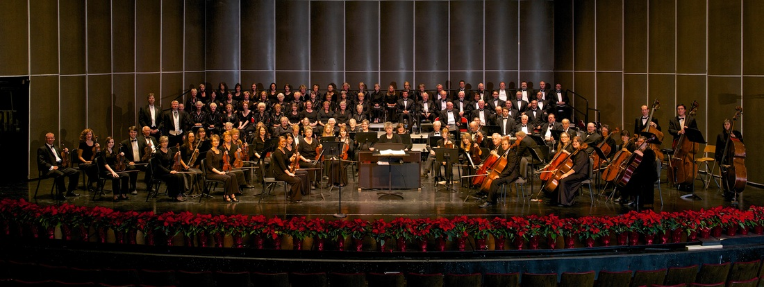 """The Southwest Symphony Orchestra and Chorale perform Handel's """"Messiah"""""""