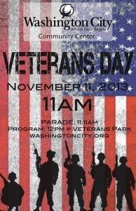 veterans-day-2013 Washington city