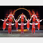 See the Golden Dragon Acrobats Wednesday, Feb 5, 2014 7:30p