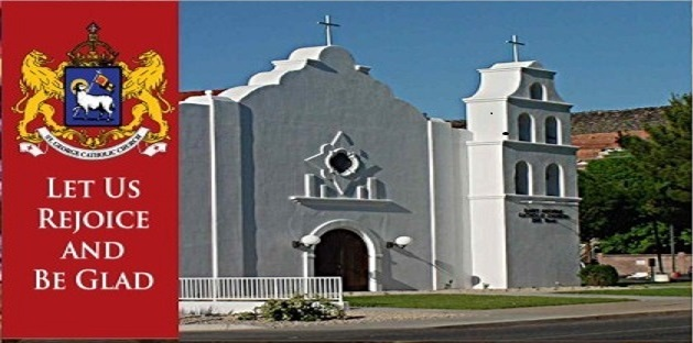 St. George, Utah Catholic Church, Click for Home Page