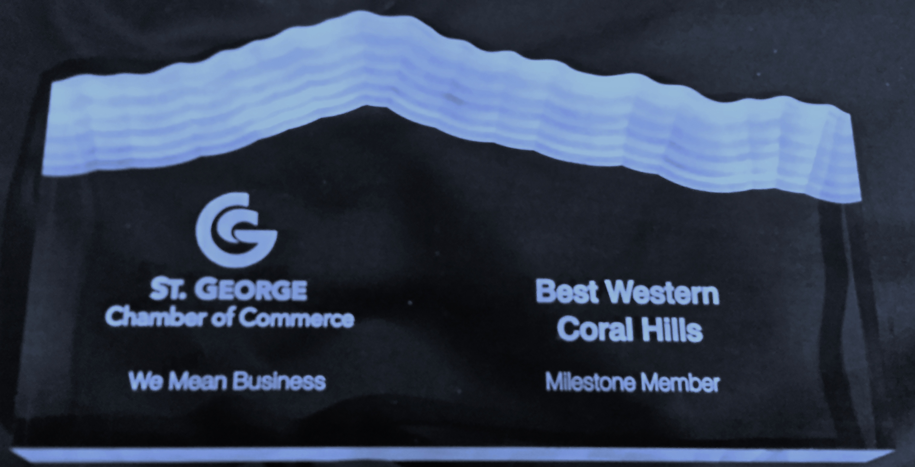 Milestone Member Award