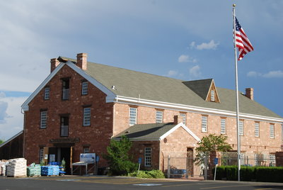 Since 1998 Star Nursery Has Owned The Historic Cotton Mill Factory In Washington City