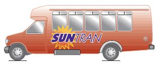 SUNTRAN is St  George's Public Tranportation - Cedar City Hotels