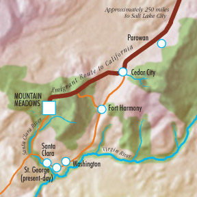 Mountain Meadow Map