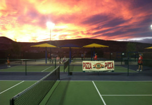 Pickleball Courts in St. George, Utah
