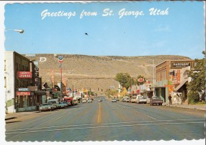 St. George Heritage Days PostCard