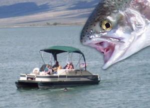 Fishing in Southern Utah