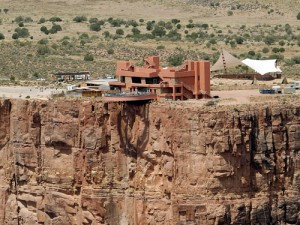 Grand Canyon Skywalk at West Rim