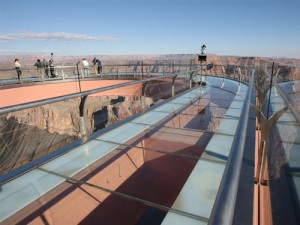 Grand Canyon West Rim Skywalk