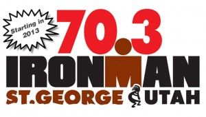 Ironman 70.3 St. George 2013
