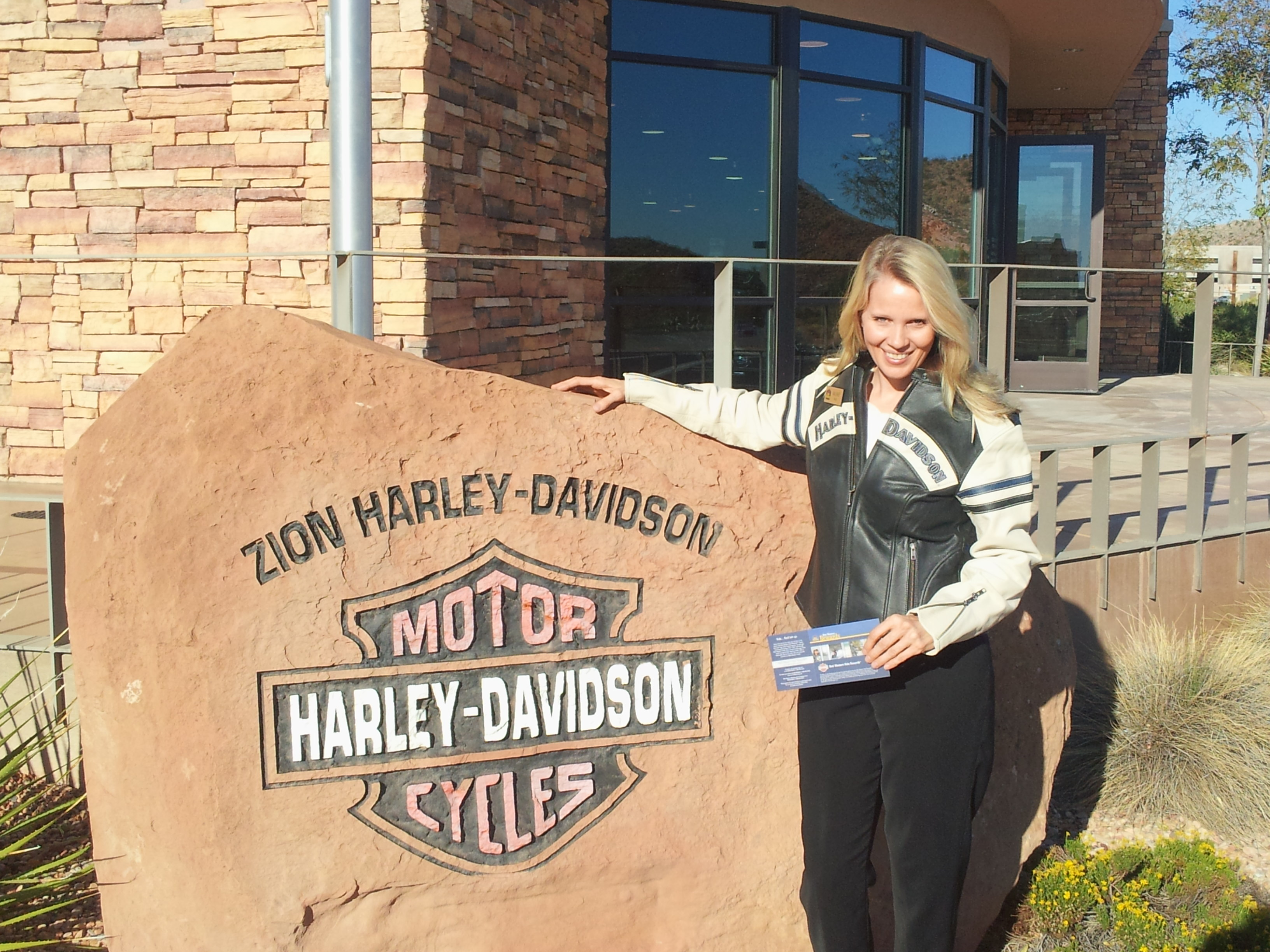 Harley-Davidson Motorcycles just 8 miles up the road.