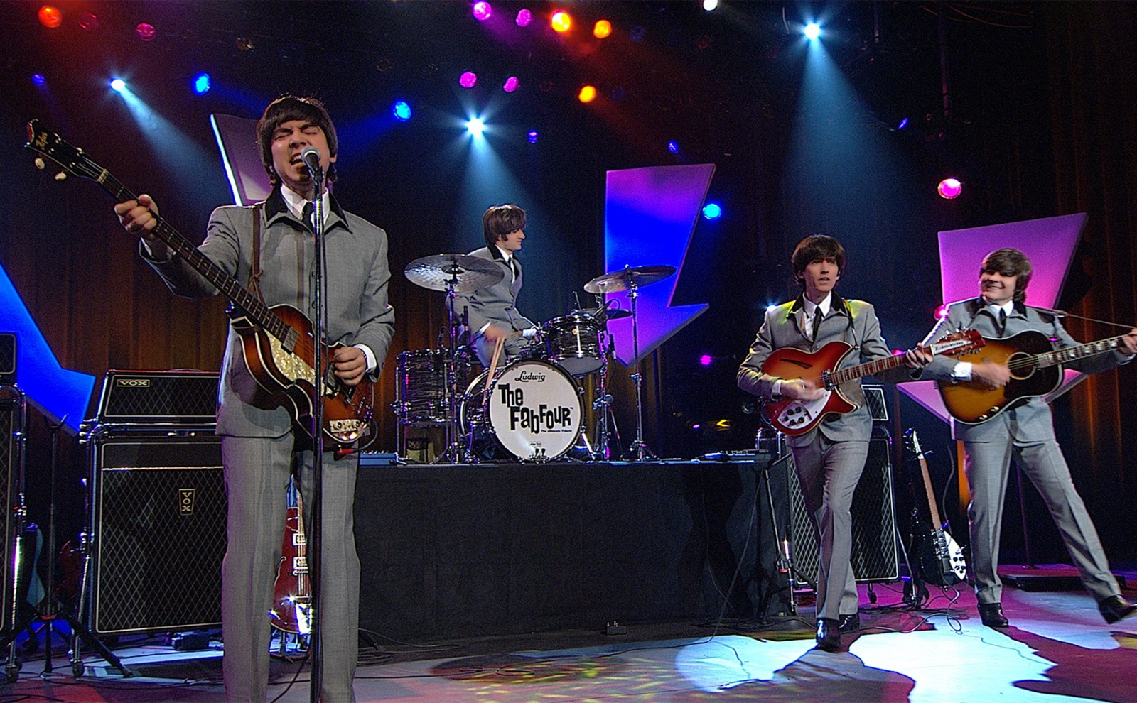 The Fab Four - Tribute Band
