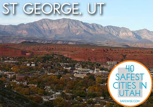 Utah's Top 40 Safest Cities